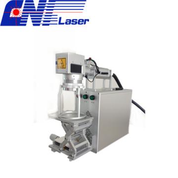Máquina de marcado láser de 355 nm para vidrio