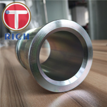Hot Dip Galvanized Machining Tube for Bush Arm