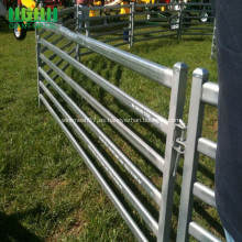 paneles de valla de metal de ganado