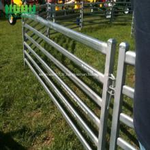 panneaux de clôture en métal pour l'élevage