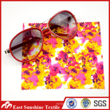 Microfiber Custom Made Sunglasses Cloth