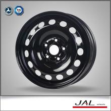 Personalizado hizo ampliamente utilizado barato ruedas negras Rim de la rueda de coche