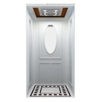 Estable funcionamiento pequeño hogar pequeño ascensor elevador para casas/Mini ascensor