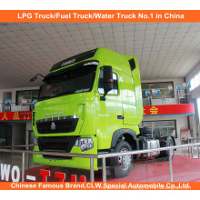 HOWO A7 4X2 Prime Mover, Tractor Head