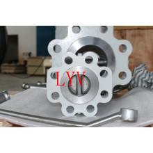 Válvula de retenção de wafer de aço inoxidável API