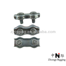Duplex Wire Rope Clip Fastening Clamp
