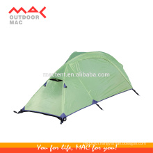 MAC-AS021 One person camping tent Camping tent OEM ODM new style leisure travel mountaineering family tent