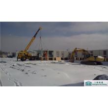 Prefab Accommodation Container mit Hitzebeständiges Dach (shs-fp-accommodation063)