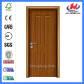 JHK-P02 4 Panel  MDF PVC bathroom doors