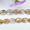 14 milímetros Rondelle jóias encontrar Natural miçangas atacado