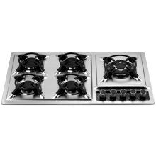 Estufa de cinco quemadores incorporada (SZ-JH5210)