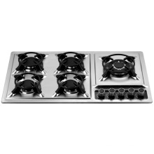 Cinco queimador Built-in Hob (SZ-JH5210)