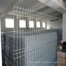 Panel de malla de alambre de hierro eléctrico para esgrima