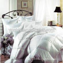 Cotton filling White bedspread