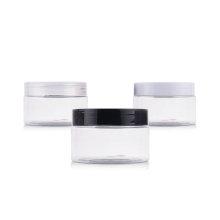 100g Pet conteneurs cosmétiques pots à la crème