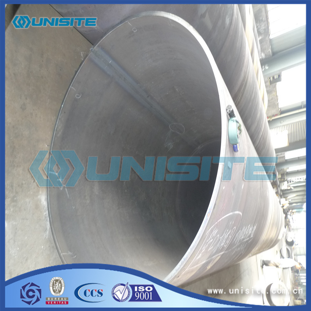 Longitudinally Weld Saw Pipe