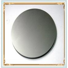 Alta calidad de diseño personalizado de alta transparencia óptica ventana de cristal de germanio