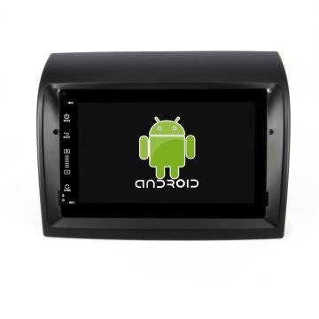 Núcleo Octa! Android 8.1 dvd do carro para Ducato com 7 polegada de Tela Capacitiva / GPS / Link Espelho / DVR / TPMS / OBD2 / WIFI / 4G