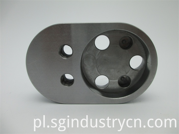 4140 Steel Precision Machining Part