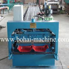 Máquina formadora de paneles de techo ocultos Bohai para la construcción