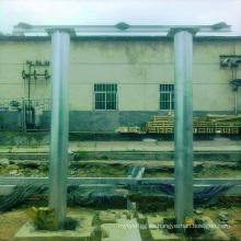 Estructura de estructura de las subestaciones de transmisión de energía