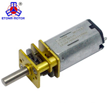 298:1 small dc motor 12mm for robotics