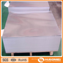 detergent degreased aluminium sheet for closures