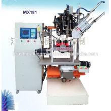 máquina de fabricación de cepillos de tocador / toietbrush mahcine -albiaba.com/toilet cepillo sufting máquina proveedor