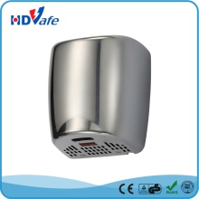 Fashionable Durable Stainless Steel 1800W High Speed Automatic Hand Dryer for High-End Toilet