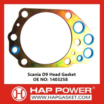 Scania D9 Head Gasket 1403258