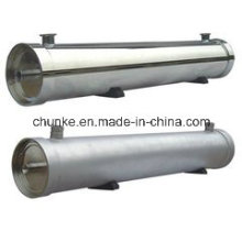 Stainless Steel Water Filter Housing for RO Plant / Membrane Housing