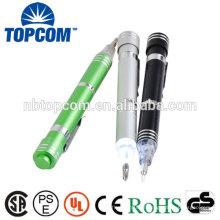 Outil de stylo à vis à LED 6 in 1