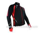 2015 santic Fleece Thermal Long Jersey Winter Jacket for man
