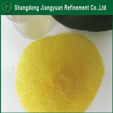 Weiß und Gelb 30% PAC Poly Aluminiumchlorid