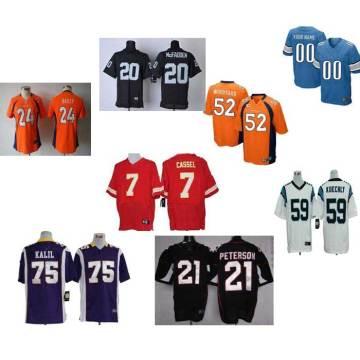 Американская футбольная одежда, обычная американская футбольная форма
