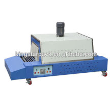 Reduce labor cost automatic bottle Heat-shrink packing machineBS400
