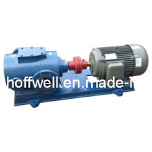 Pompe à trois vis de carburant d'isolation thermique d'acier inoxydable (3QGB)
