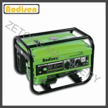 1.5kw Générateur d'essence de puissance électrique à usage domestique (ensemble)
