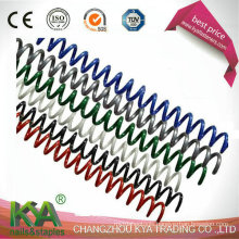 Plastic Spiral Wire Coil Binding