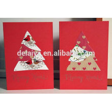DIY Handmade Merry Christmas Greeting Card