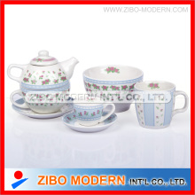 Porcelain Dinnerware Crockery Dinner Set
