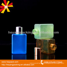 150ml multicolor square plastic bottles