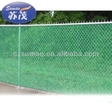 High Tensile Garden Windbreak Netting For Plant , 30%-70% Shade Rate