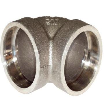 B16.11 Encaixe de tubulação, encaixes da soldadura de soquete, encaixe da tubulação da linha, cotovelo Scoket