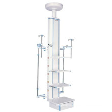 Hospital Surgical ICU Column Pendant for 2 Beds