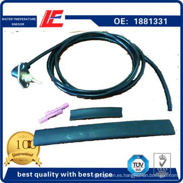 Auto Truck Coolant Sensor de temperatura del agua Auto Sensor Indicador Transductor 1881331 para Scania