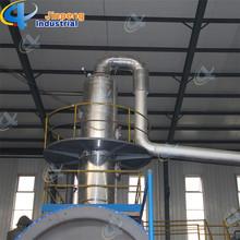 Usine de distillation de raffinage de pétrole de pneus de déchets