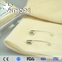 fil de coton Tissu triangulaire de fromage de coton d'usine médicale