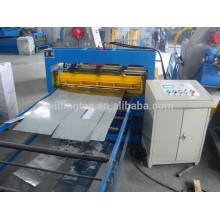 Máquina de corte de bobina de acero