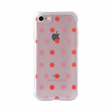 Soft IML Print TPU case for iphone7 plus